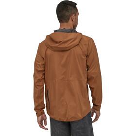 Patagonia Dirt Roamer Jacket Men wood brown